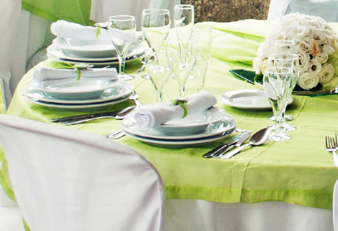 Linens, Napkins & Skirting